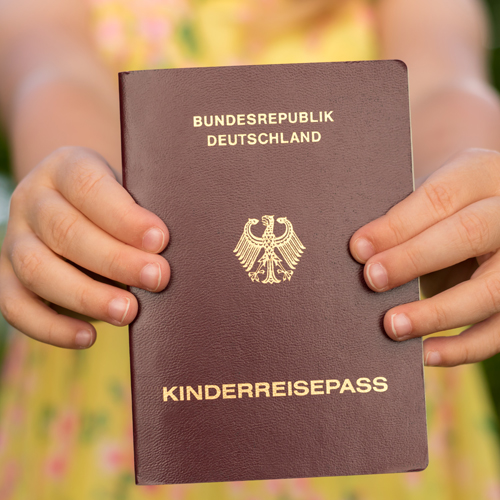 Children's passport